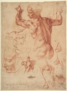 Michaelangelo 1510 Collection of The Metropolitan Museum of Art